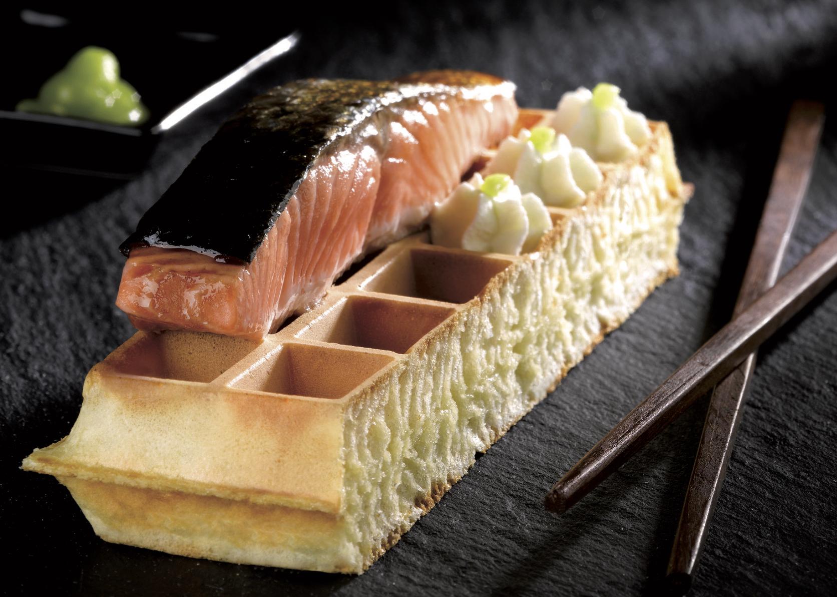 waffel waffelman sushi