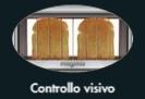 controllo visivo toaster magimix waffelman