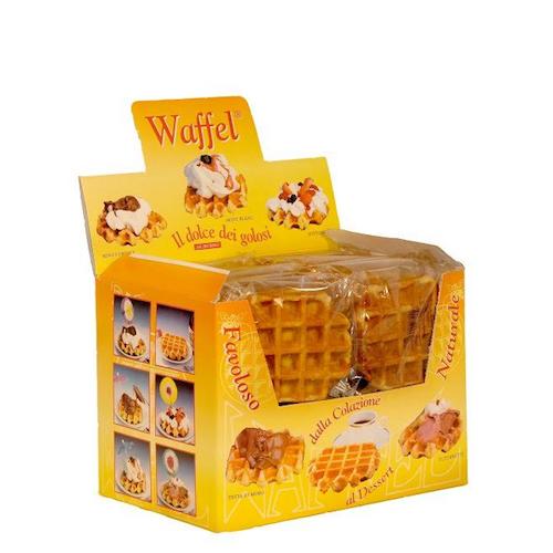 espositore waffel waffelman lato