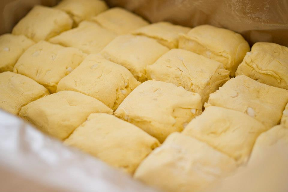 pasta da cuocere surgelata per waffel waffelman