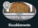 riscaldamento toaster magimix waffelman