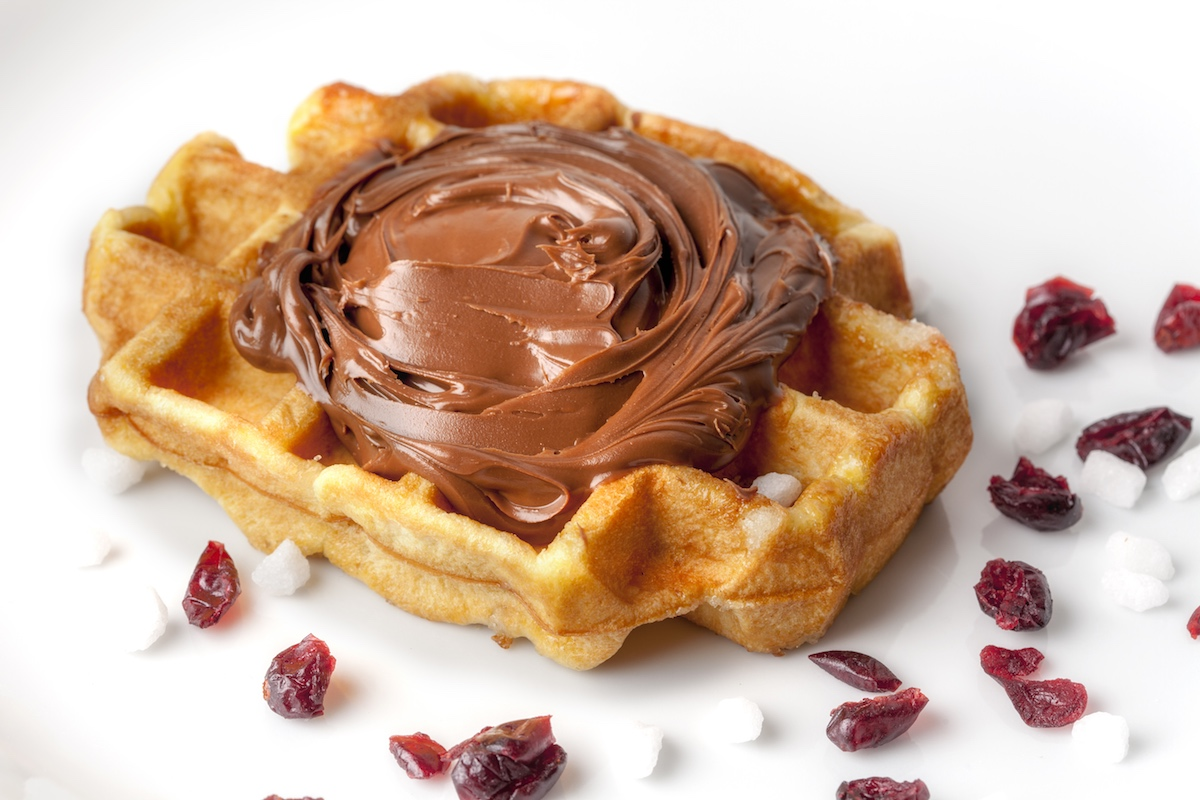 waffel cioccolato waffelman