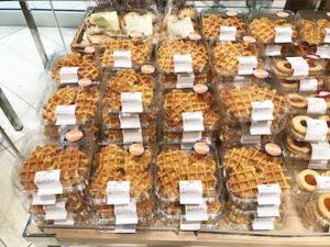 Waffel coop waffelman degustazione