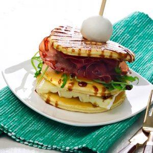 pancake bresaola waffelman ricette