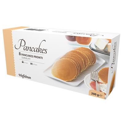 pancake waffelman carrefour
