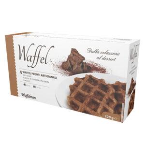 waffel cioccolato carrefour waffelman