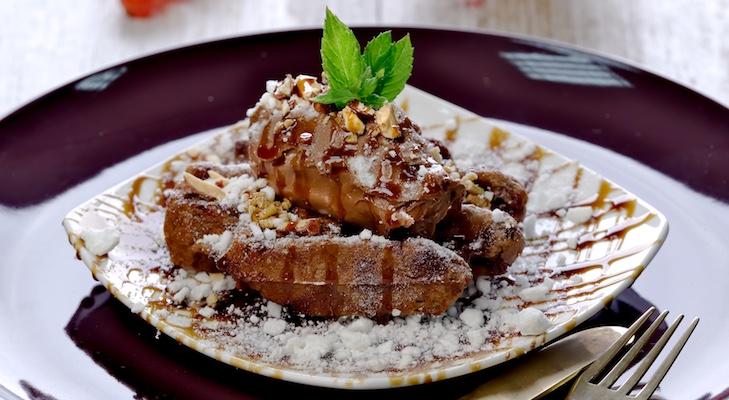 waffel cioccolato ricetta waffelman 2
